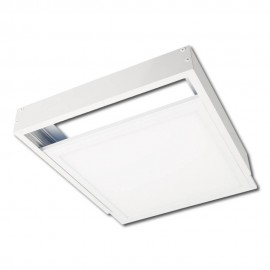 Kit de superficie Panel LED 60x60cm Blanco