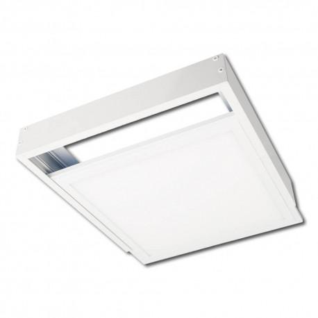 Kit de superficie Panel LED 60x60cm Blanco