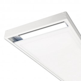 Kit de superficie Panel LED 120x60cm Blanco