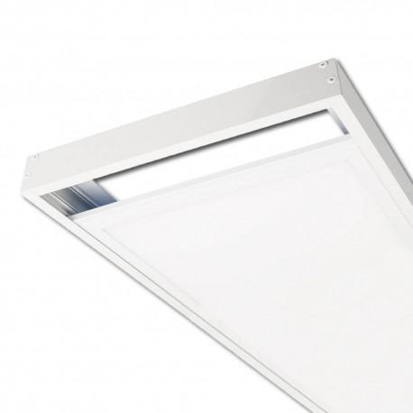 Kit de superficie Panel LED 120x60cm Blanco