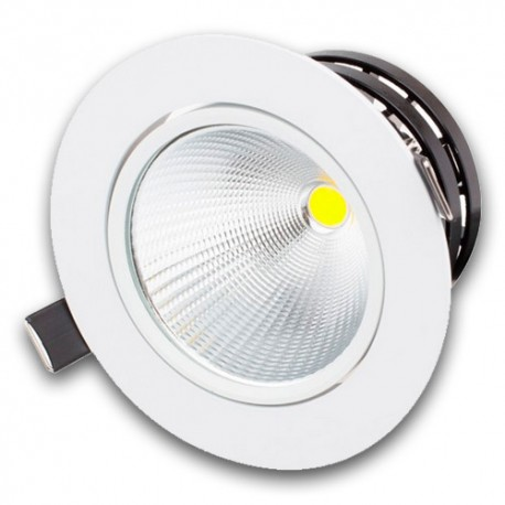 Downlight LED 7W orientable 3000K