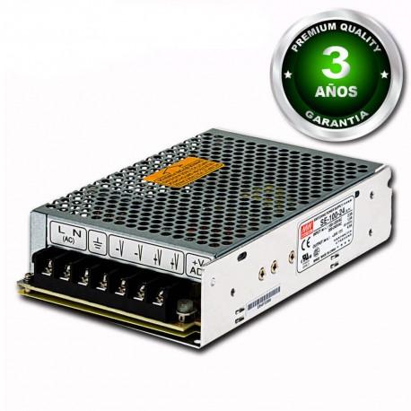 Transformador Mean Well AC220V-DC24V 4,5A (100W)