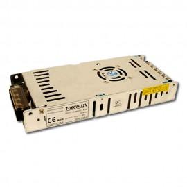 Transformador AC220V-DC12V 30A (360W) Profesional
