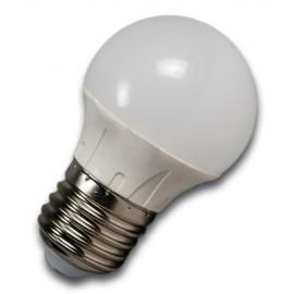 Bombilla LED E27 5W 4500K/6000K ESFÉRICA