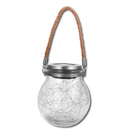 Wishing Jar LED Solar