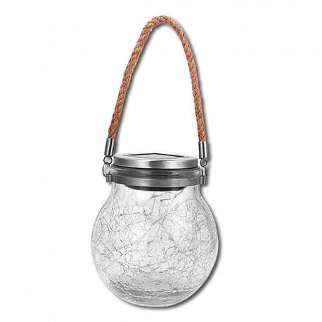Wishing Jar LED Solar