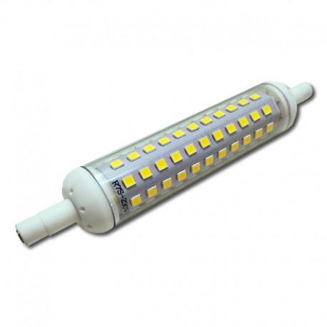 Bombilla LED R7S 10W 118mm regulable