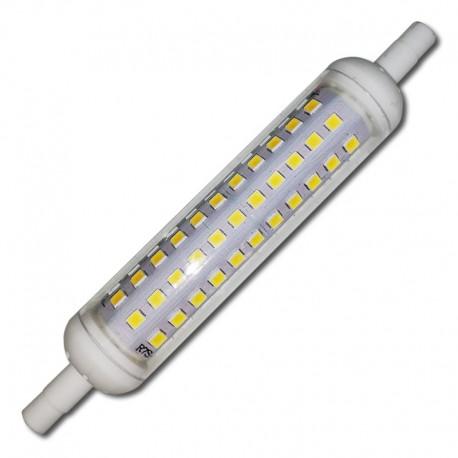 Bombilla LED R7S 12W 135mm regulable
