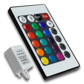 Controlador RGB DC12V 72W musical
