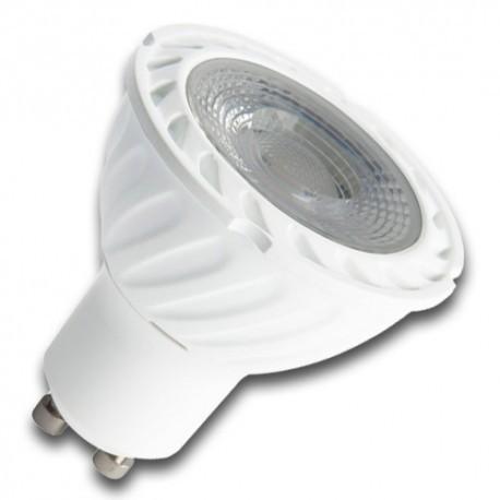 Bombilla GU10 LED 7W Regulable 2700K/4500K/6000K