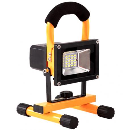 Proyector LED recargable 10W pórtatil 4500K