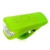 Linterna LED frontal bicicleta recargable