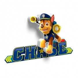 Lámpara LED 3D Mini Chase Paw Patrol
