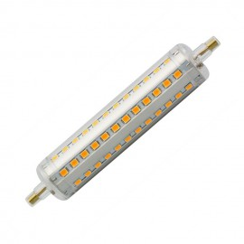 Bombilla LED R7S 10W 118mm regulable
