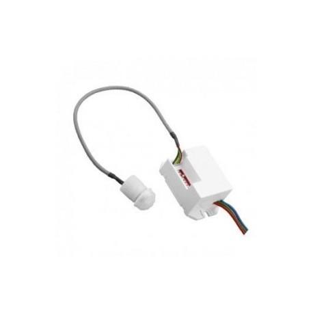 Sensor de movimiento PIR empotrable 360º 800W