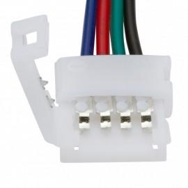 Conector Tira LED SMD5050 RGB DC12/24V