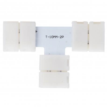 Conector -T- Tira LED SMD5050/5630 DC12/24V