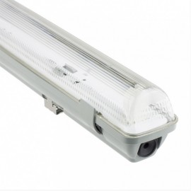 Pantalla Estanca tubo T8 LED 1*1200mm IP65