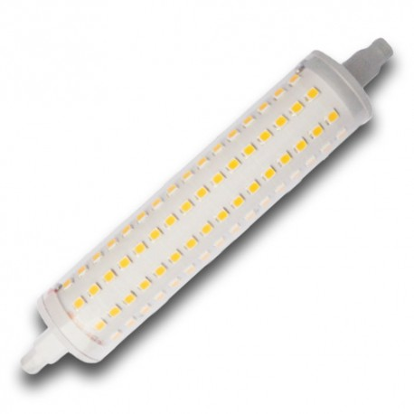 Bombilla LED R7S 10W 118mm regulable 1150lm