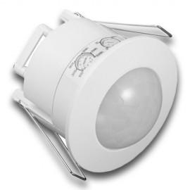 Sensor de movimiento PIR empotrable 360º 300W