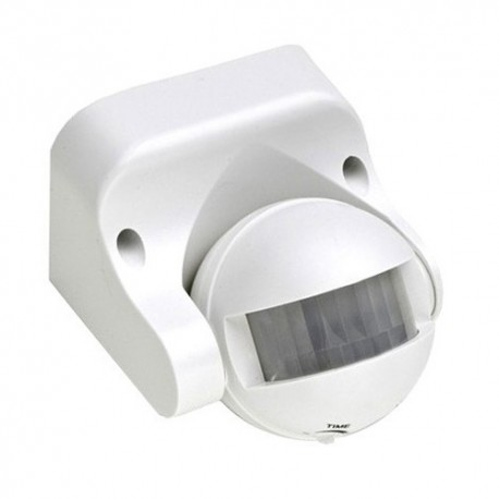 Sensor de movimiento PIR superficie 180º 300W