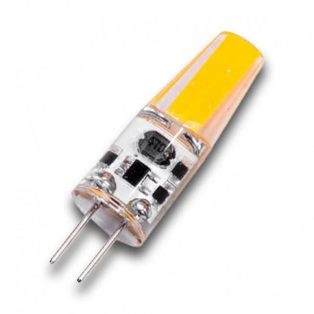 Bombilla LED G4 (DC12V) 2W 3000K
