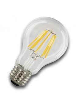 Bombilla Filamento LED E27 6W 2700K STANDARD A60