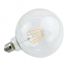 Bombilla Filamento LED E27 8W 2700K G125