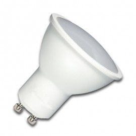 Bombilla GU10 LED 5W 2700K/4500K/6000K 38º