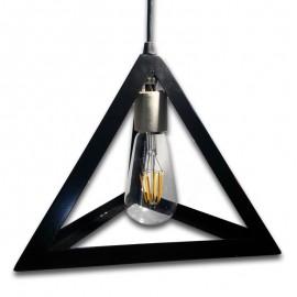 Lámpara Colgante DALA Negro