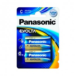 Pilas Panasonic Evolta LR14 2 UDS
