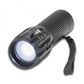 Linterna LED mini 3W zoom