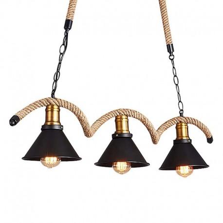 Lámpara Colgante Vintage Shannon