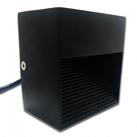 Baliza LED Superficie 3W 3000K IP54