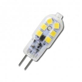 Bombilla LED G4 (DC12V) 1,5W 4000K