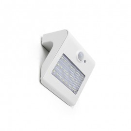 Aplique LED Solar 2,4W 6000K IP54