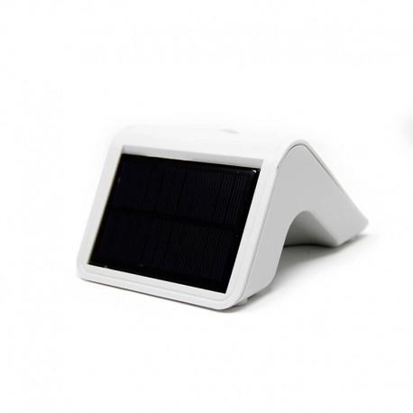 Aplique LED Solar 2,4W 6000K IP54