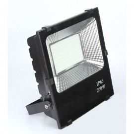 Proyector LED exterior 200W IP65 PROFESIONAL