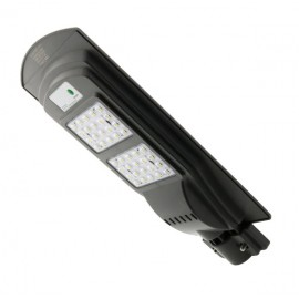 Farola LED Solar 40W 6000K IP65