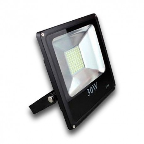 Proyector LED exterior 30W 6000K IP66