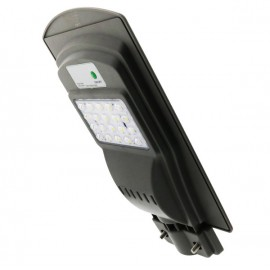 Farola LED Solar 20W 6000K IP65
