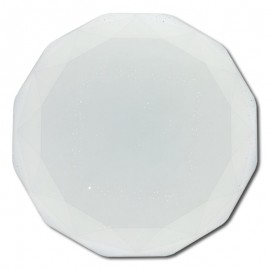 Plafón superficie LED 24W 6000K Diamond