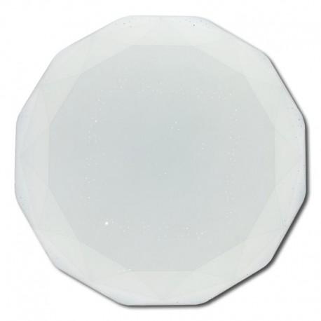 Plafón superficie LED 24W 6000K Diamond