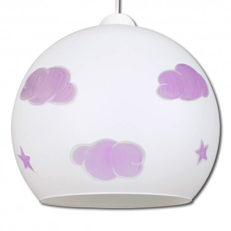 Lámpara Colgante Infantil Lilac