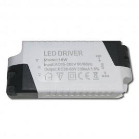 Driver LED 18W