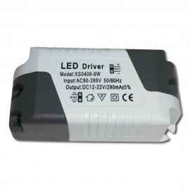 Driver LED 6W