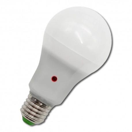 Bombilla LED E27 12W 3000K Crepuscular