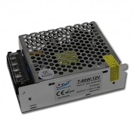 Transformador AC220V-DC12V 5A (60W)