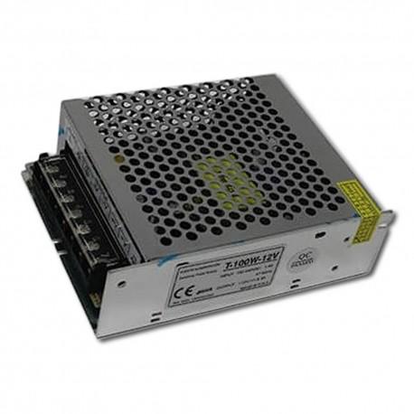 Transformador AC220V-DC12V 8.3A (100W)