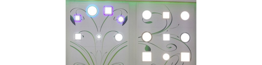 Compra tus Downlights y paneles LED en Rivas Vaciamadrid.